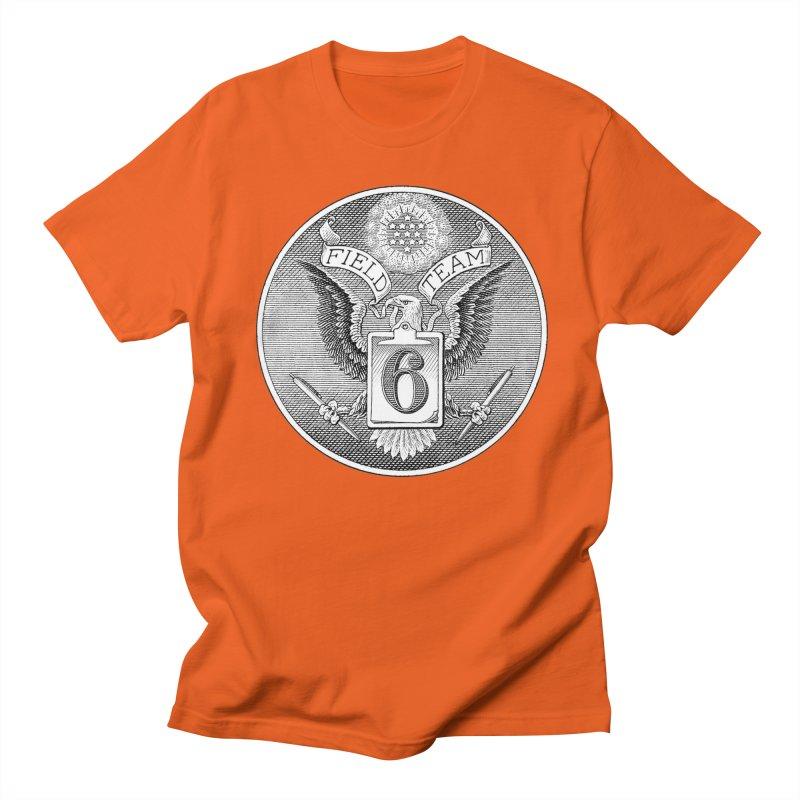 Field Team 6 Logo Gear Men's Regular T-Shirt by Field Team 6 Store