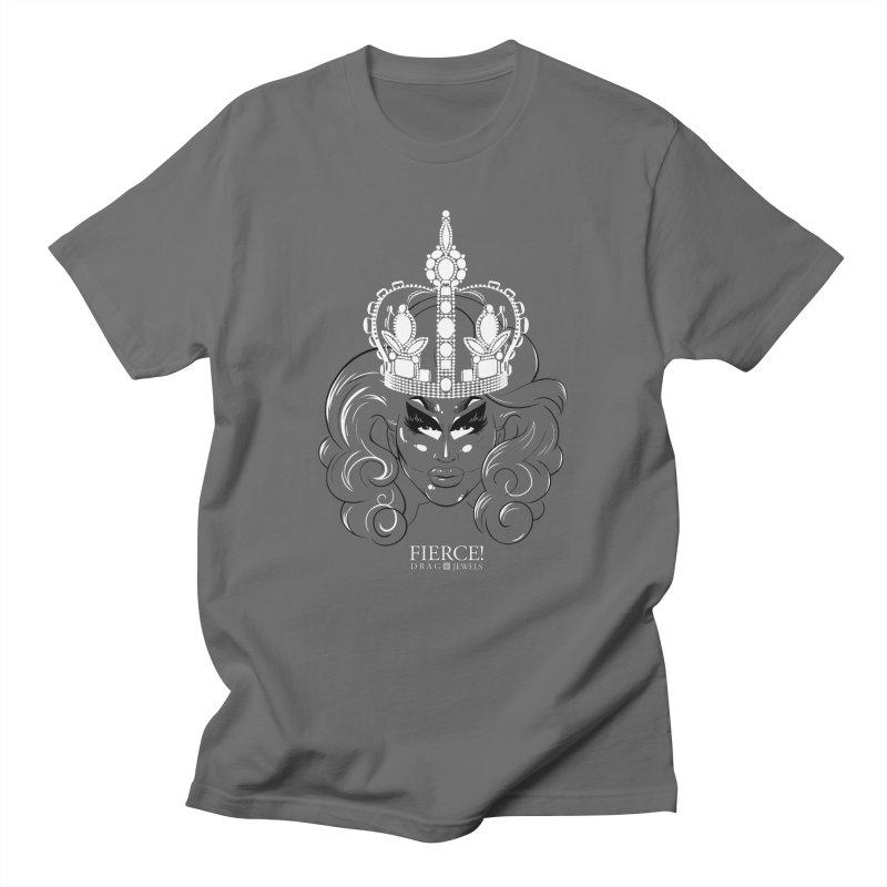 Trixie Mattel Men's T-Shirt by Fierce Jewels
