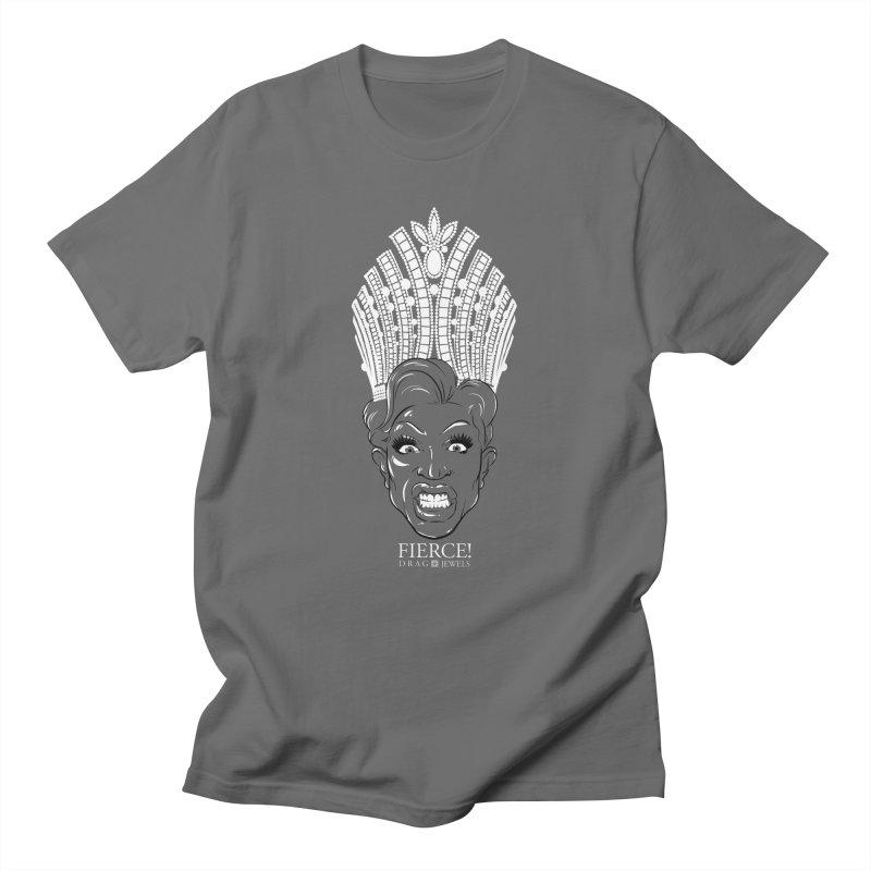 Yvie Oddly Men's T-Shirt by Fierce Jewels