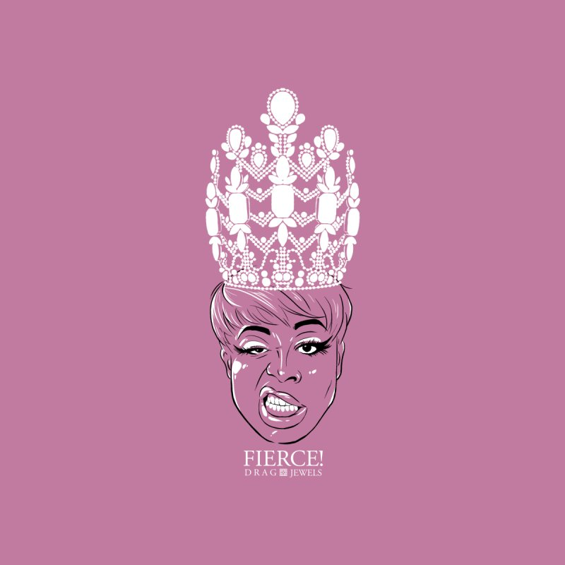 Bob The Drag Queen Accessories Face Mask by Fierce Jewels