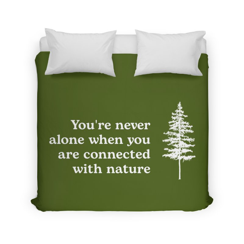 Connected with Nature WALL & DECOR Duvet by Fighting for Nature