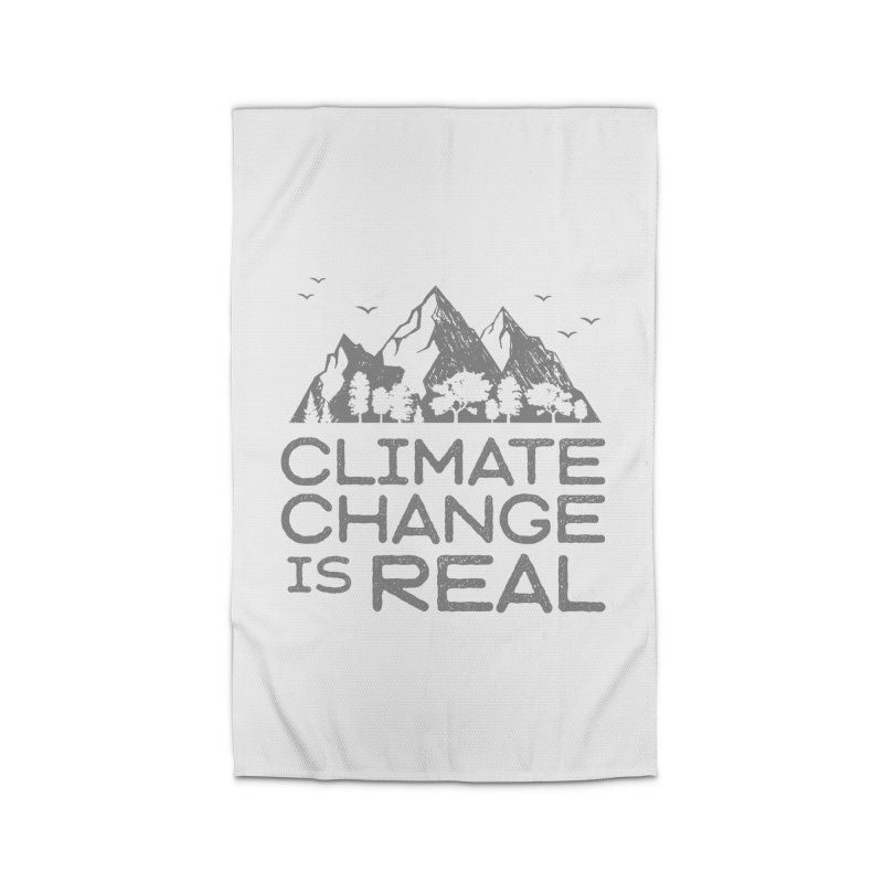 Climate Change is Real WALL & DECOR Rug by Fighting for Nature
