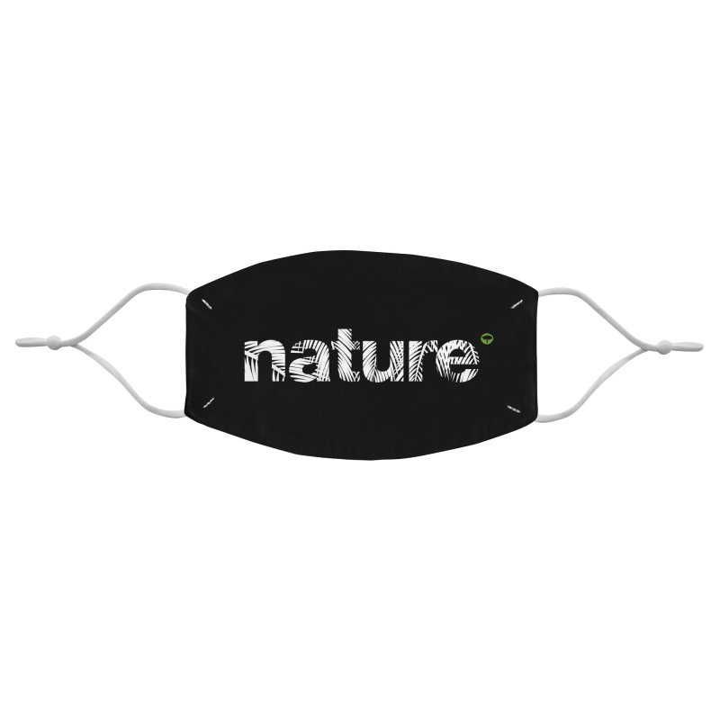 Nature Palm Trees Accessories Face Mask by Fighting for Nature