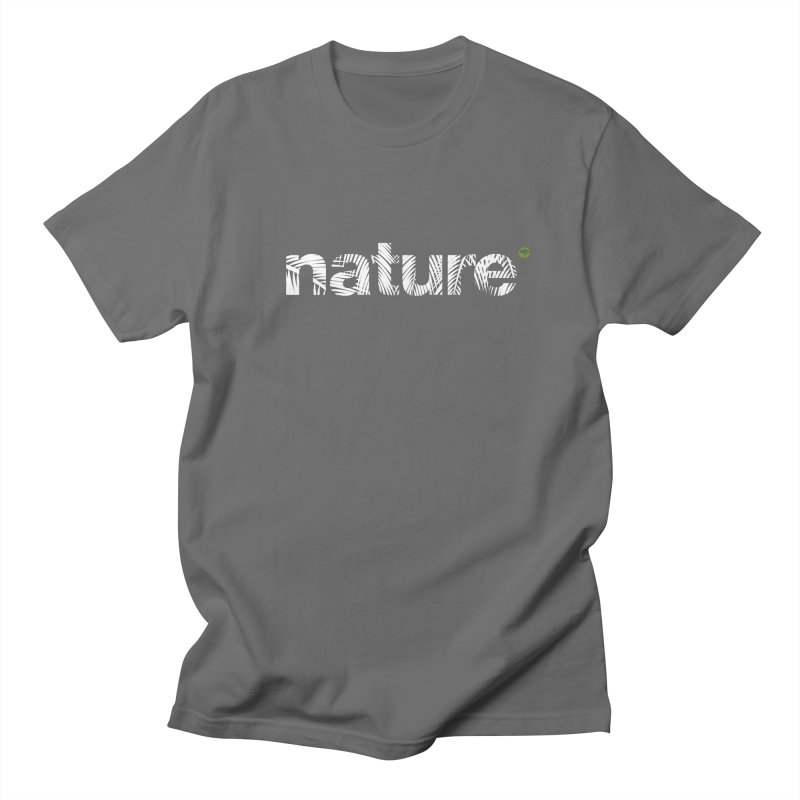 Nature Palm Trees ALL GENDER T-Shirt by Fighting for Nature
