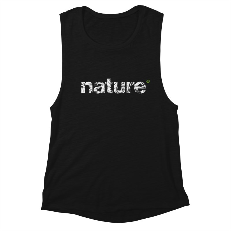 Nature Palm Trees FEMININE Tank by Fighting for Nature