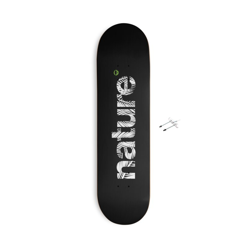 Nature Palm Trees Accessories Skateboard by Fighting for Nature
