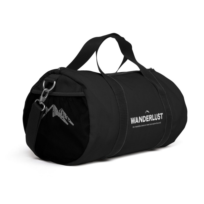 Wanderlust Accessories Bag by Fighting for Nature