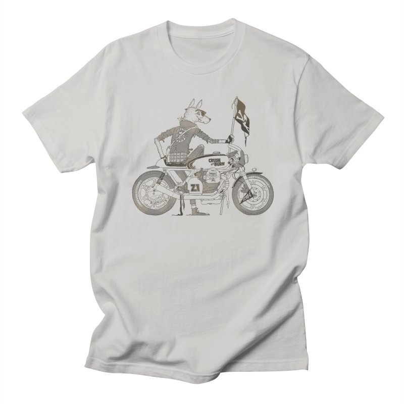 Pirates MC Men's T-shirt by fightstacy