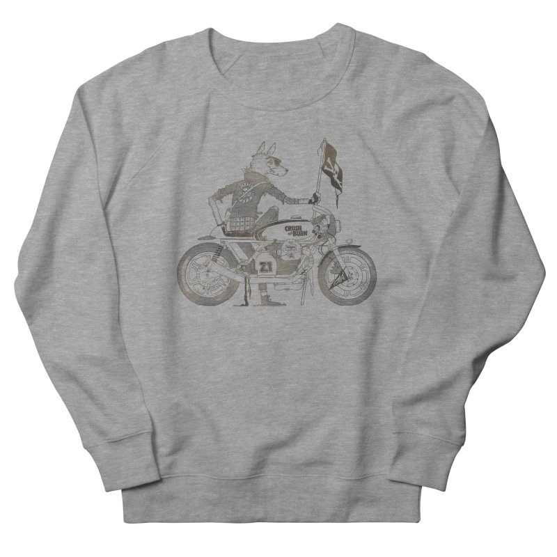 Pirates MC Women's Sweatshirt by fightstacy