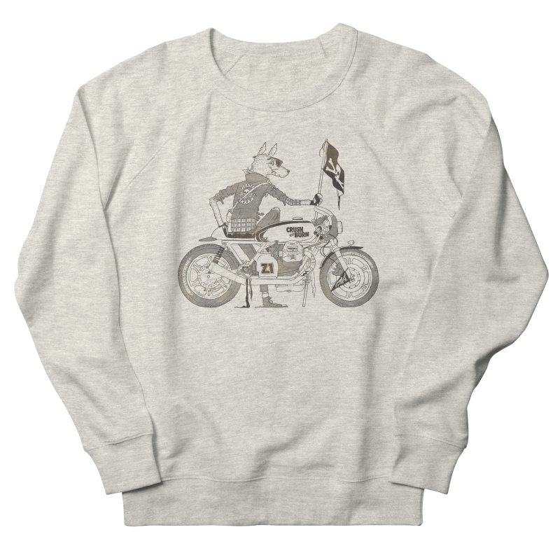 Pirates MC Men's French Terry Sweatshirt by fightstacy