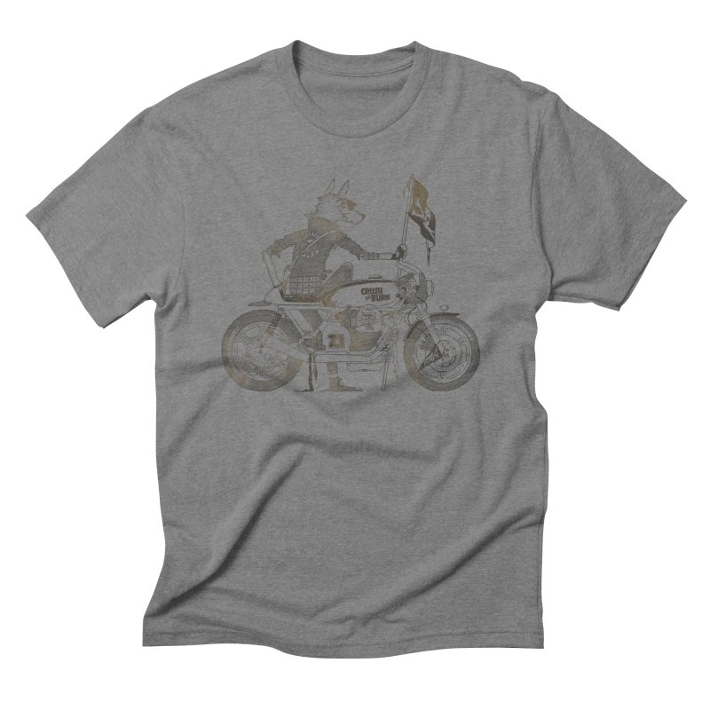 Pirates MC Men's Triblend T-Shirt by fightstacy