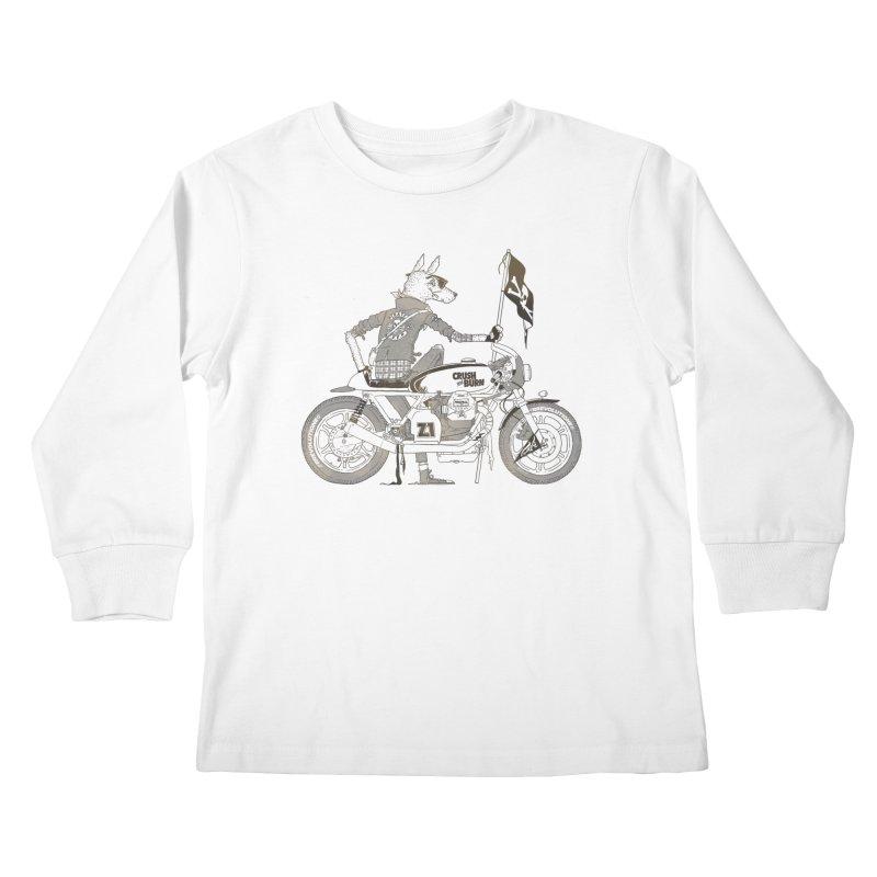 Pirates MC Kids Longsleeve T-Shirt by fightstacy