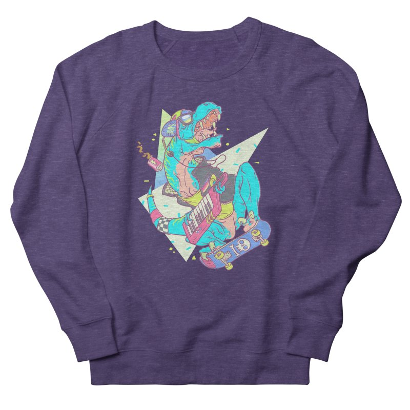 Get JuRADssic! Women's French Terry Sweatshirt by fightstacy