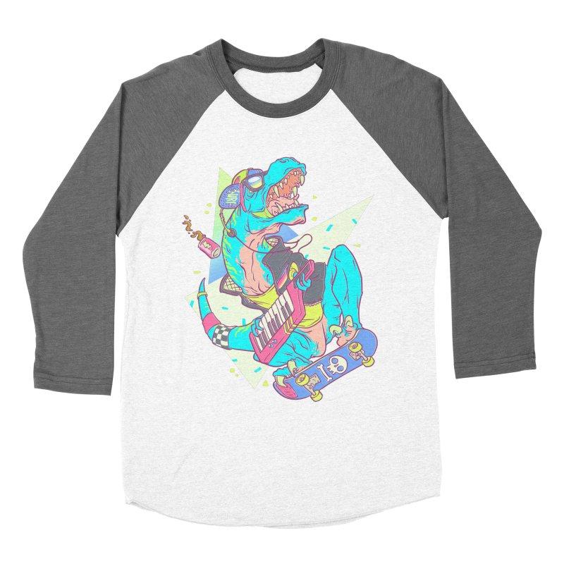 Get JuRADssic! Women's Baseball Triblend Longsleeve T-Shirt by fightstacy