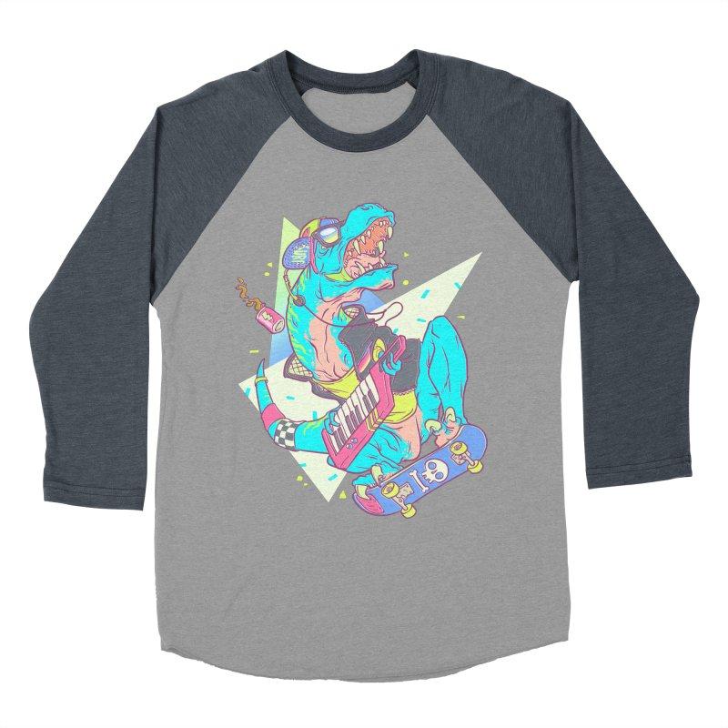 Get JuRADssic! Women's Baseball Triblend T-Shirt by fightstacy