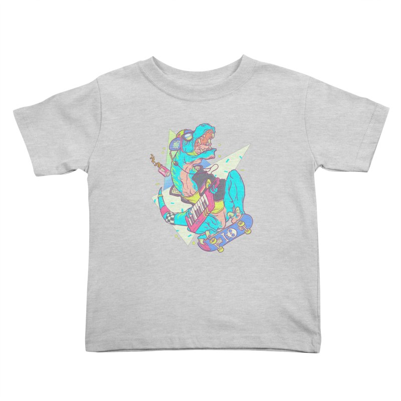 Get JuRADssic! Kids Toddler T-Shirt by fightstacy