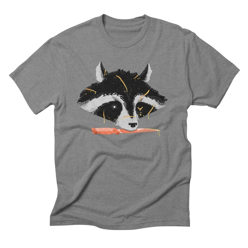 Rocky Men's Triblend T-shirt by fightstacy