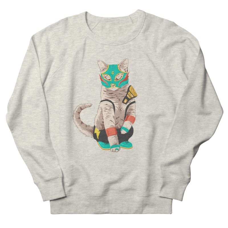 El Gato Asesino Women's Sweatshirt by fightstacy