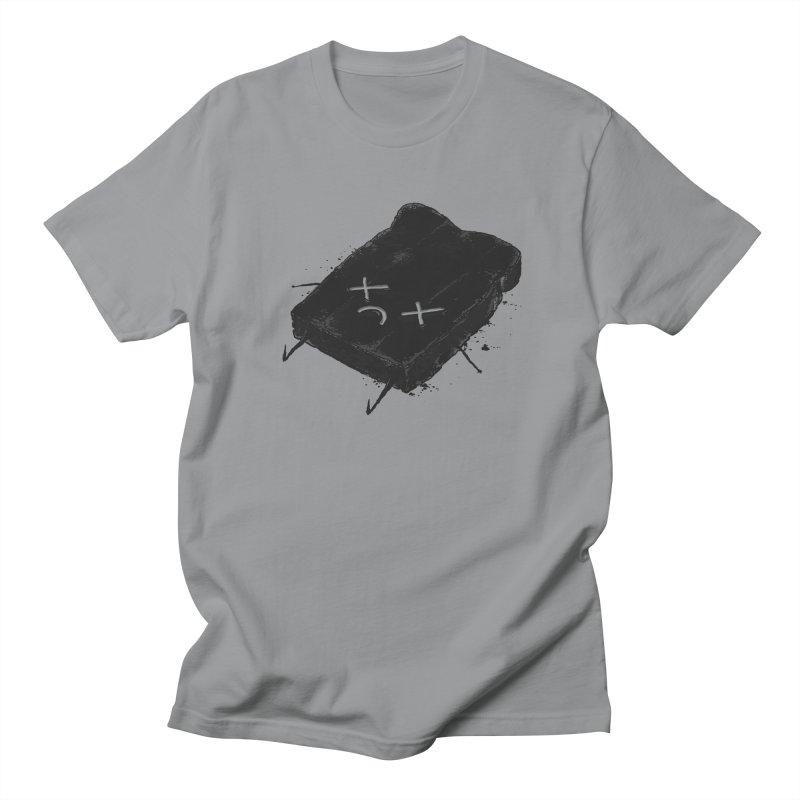 Burnt Men's T-Shirt by fightstacy