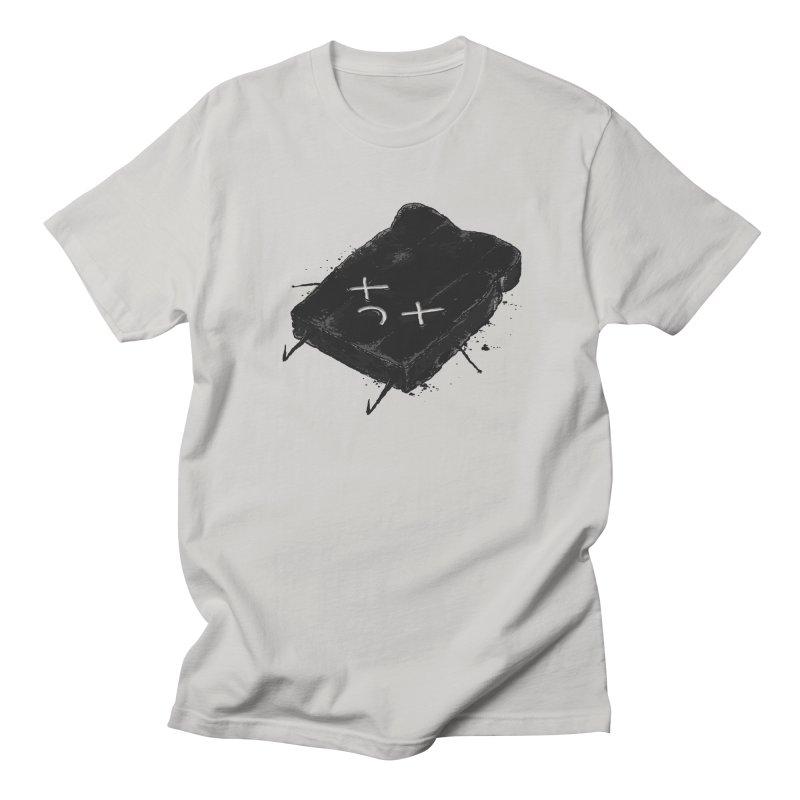 Burnt Men's Regular T-Shirt by fightstacy