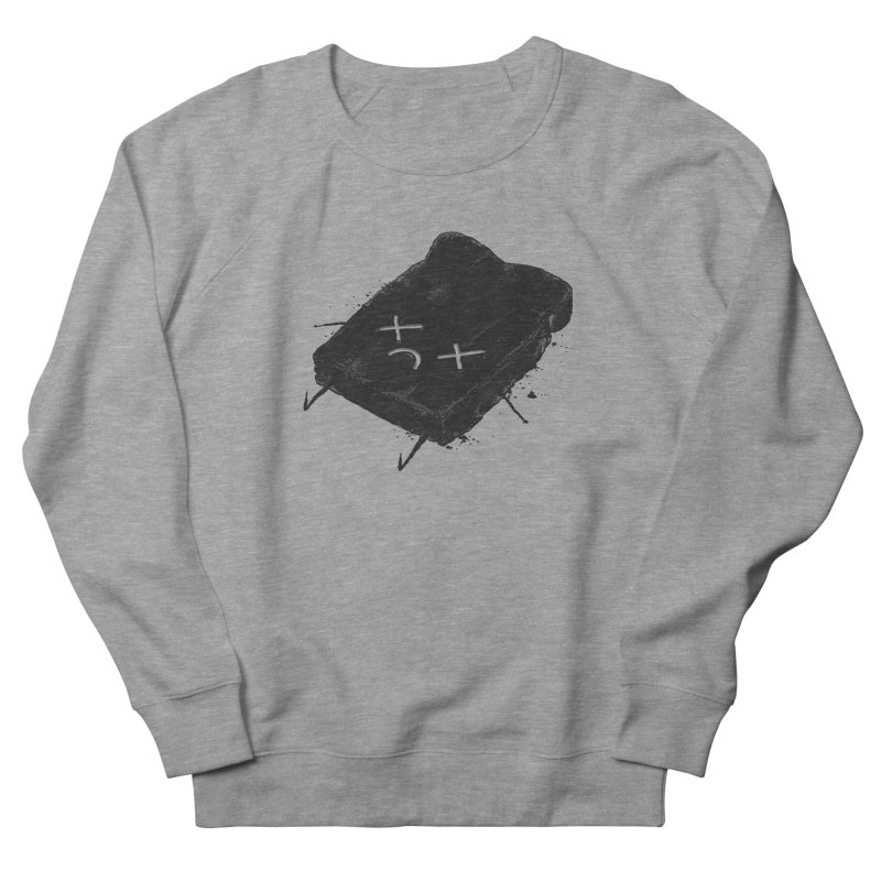 Burnt Women's Sweatshirt by fightstacy