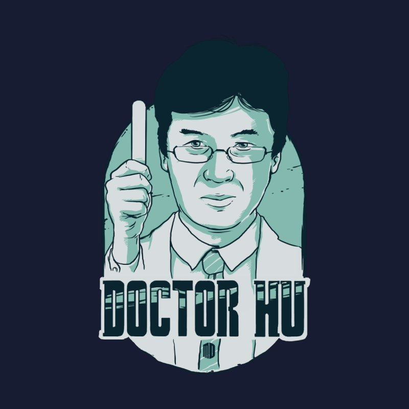 Doctor Hu None  by fightstacy