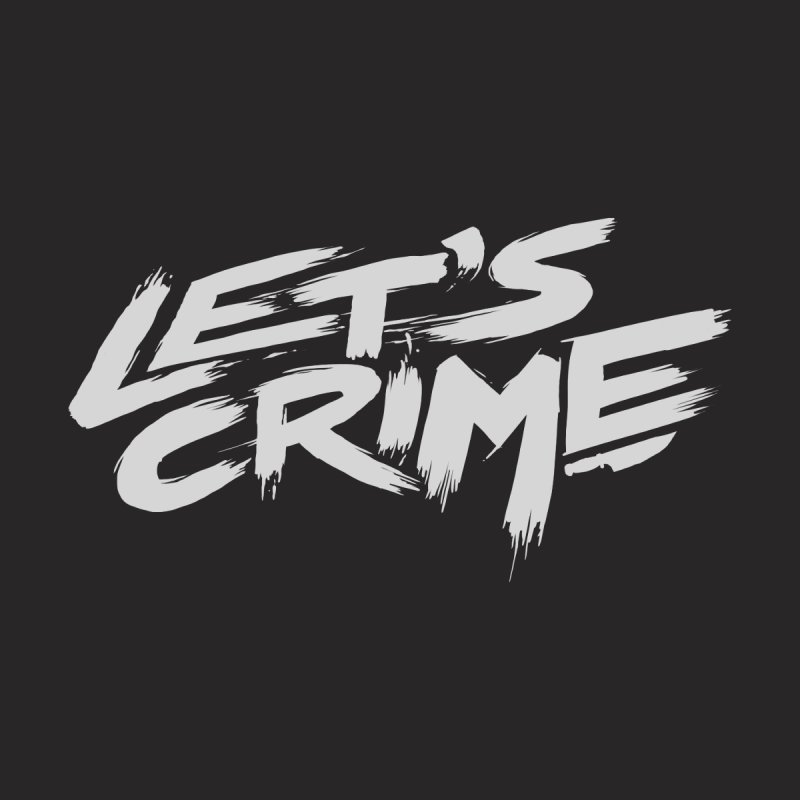 Let's Crime Men's T-Shirt by fightstacy
