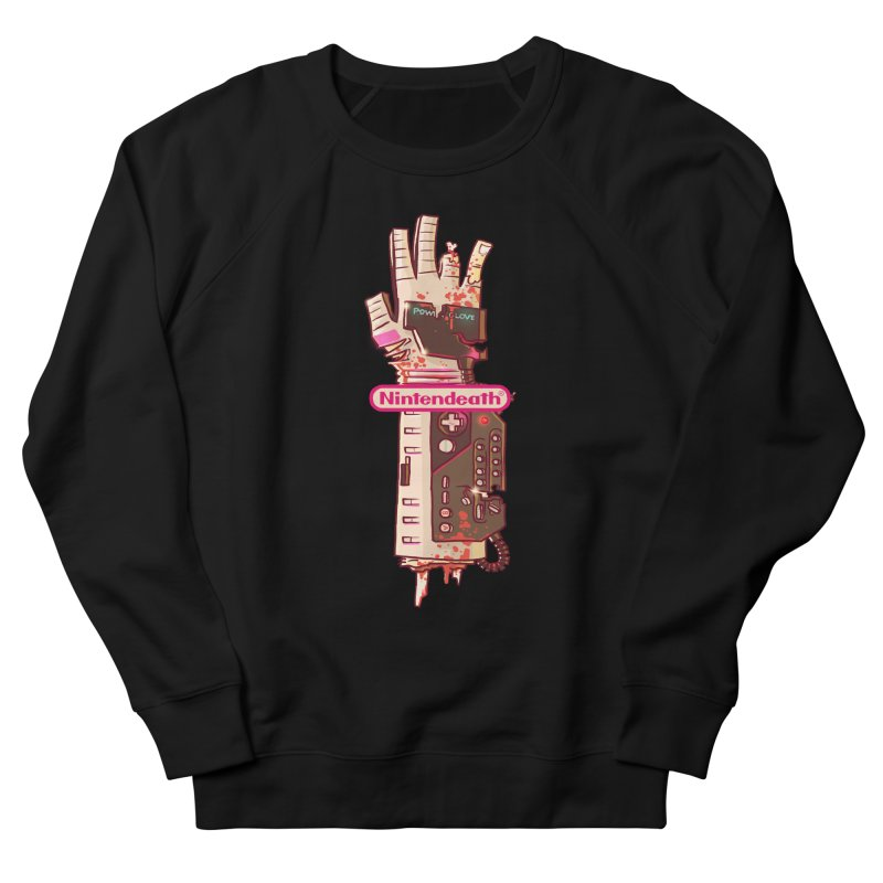 Nintendeath Men's Sweatshirt by fightstacy