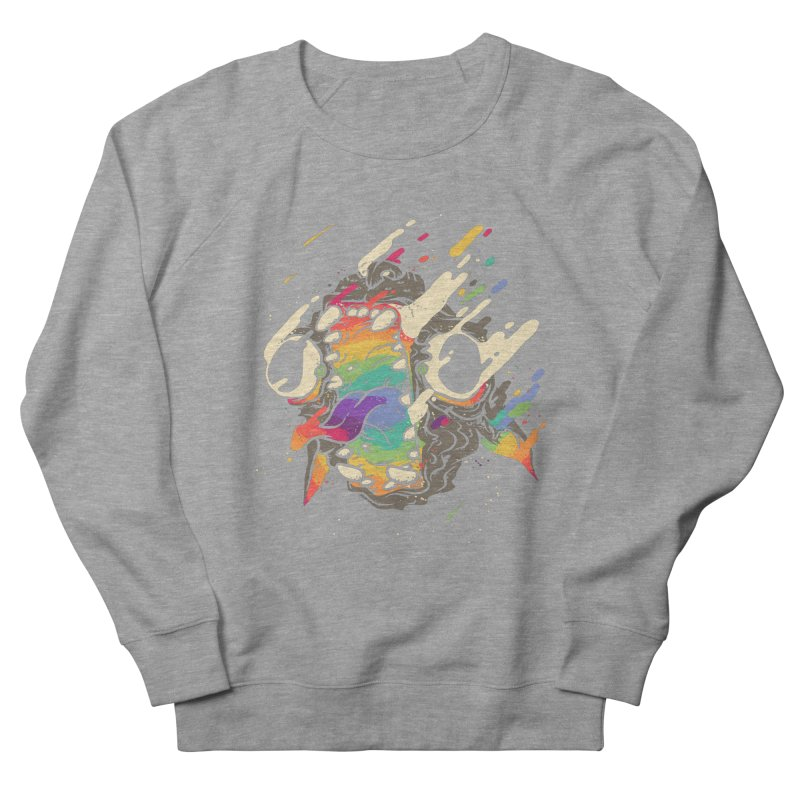 Rainbow God Women's Sweatshirt by fightstacy