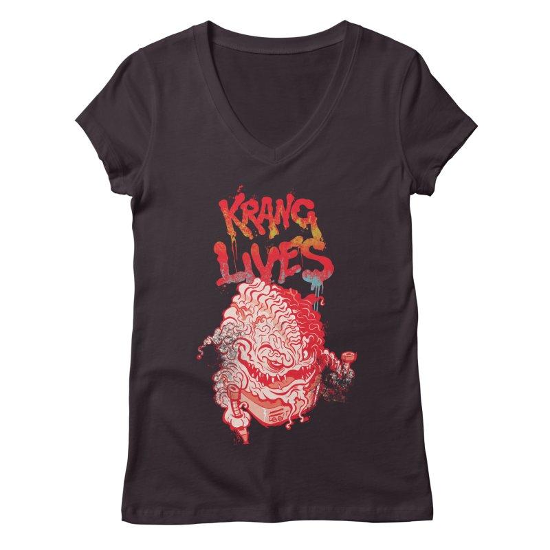 KRANG LIVES   by figzy8's Artist Shop