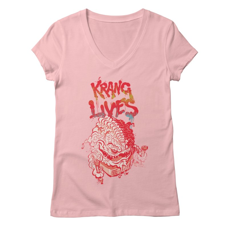 KRANG LIVES   by figzy8's Artist Shop