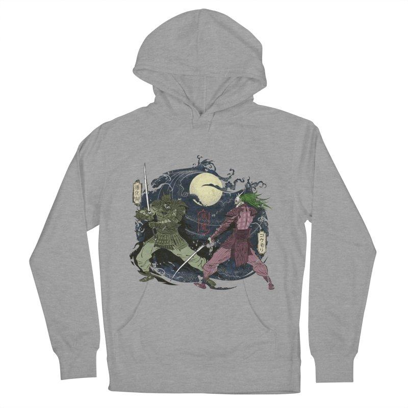 FEUDAL DARK KNIGHT Women's Pullover Hoody by figzy8's Artist Shop