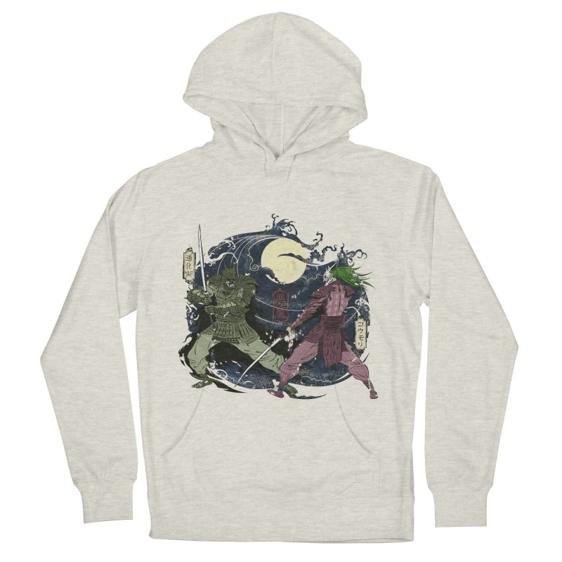 FEUDAL DARK KNIGHT Men's Pullover Hoody by figzy8's Artist Shop