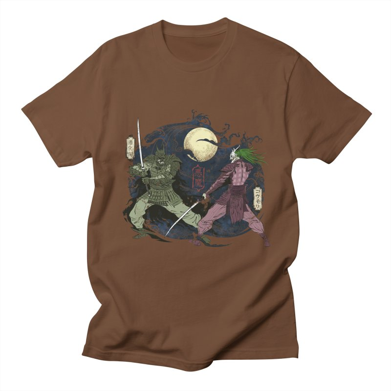 FEUDAL DARK KNIGHT Men's T-Shirt by figzy8's Artist Shop