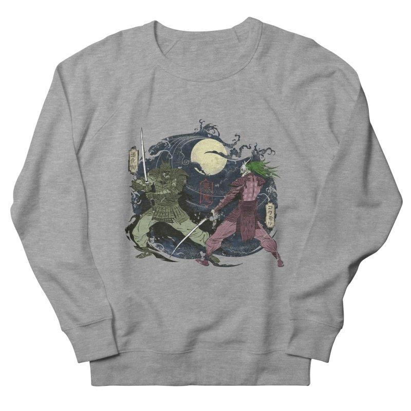 FEUDAL DARK KNIGHT Women's Sweatshirt by figzy8's Artist Shop