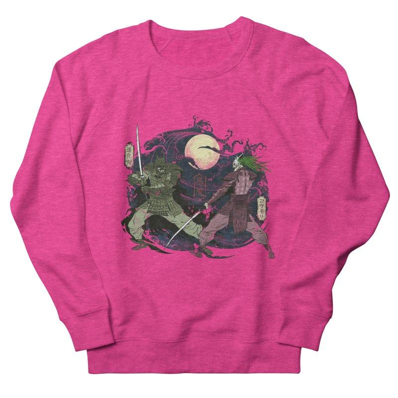 FEUDAL DARK KNIGHT Men's Sweatshirt by figzy8's Artist Shop