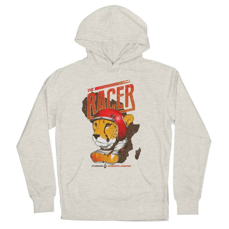 The Racer Men's Pullover Hoody by Filds Shop