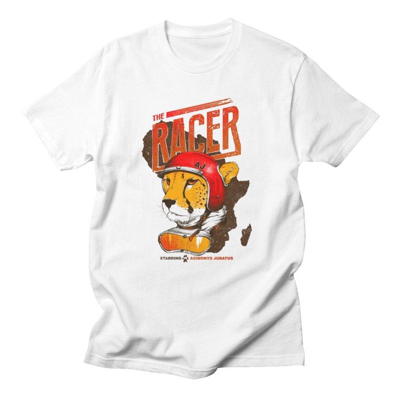 The Racer Men's T-Shirt by Filds Shop