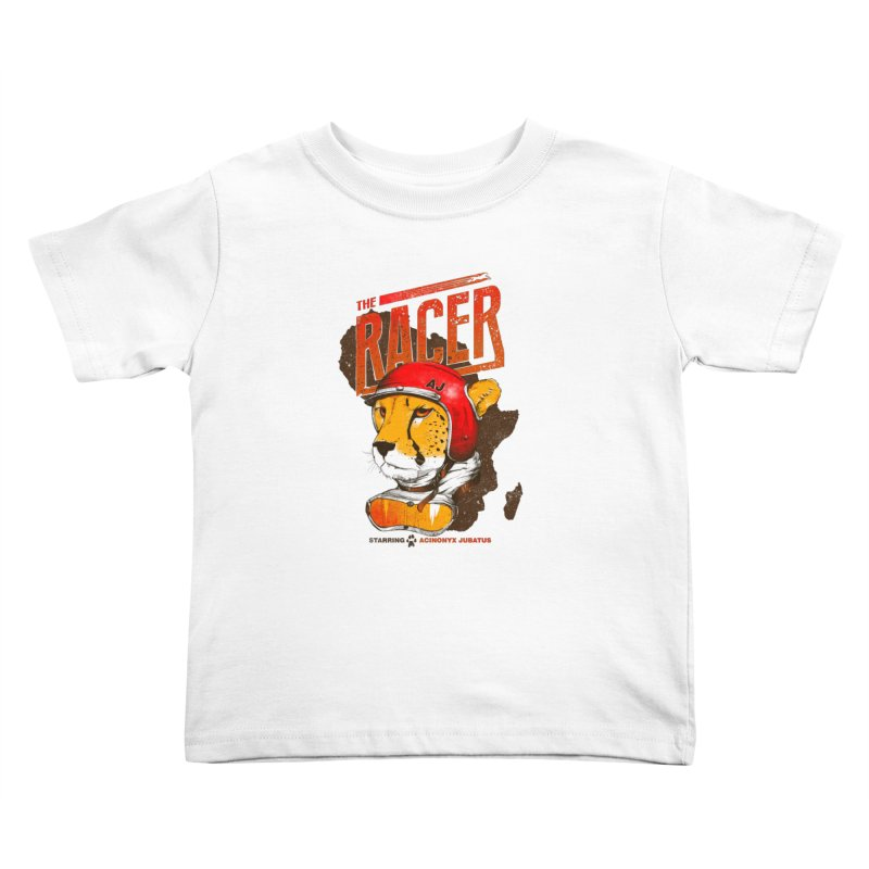 The Racer Kids Toddler T-Shirt by Filds Shop