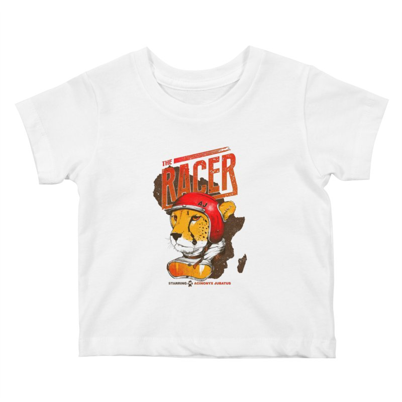 The Racer Kids Baby T-Shirt by Filds Shop
