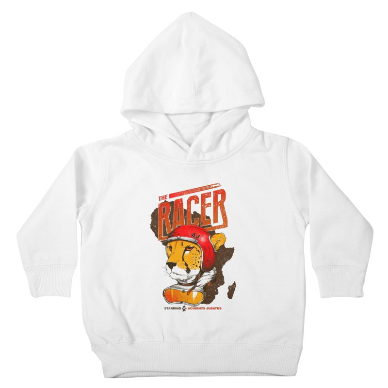The Racer Kids Toddler Pullover Hoody by Filds Shop