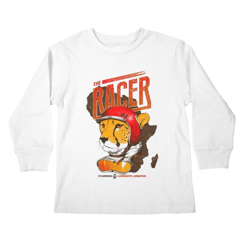 The Racer Kids Longsleeve T-Shirt by Filds Shop