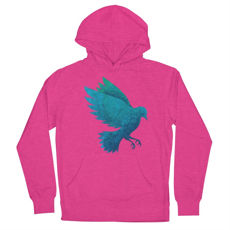 Birdy Bird Men's Pullover Hoody by Fil Gouvea's Artist Shop