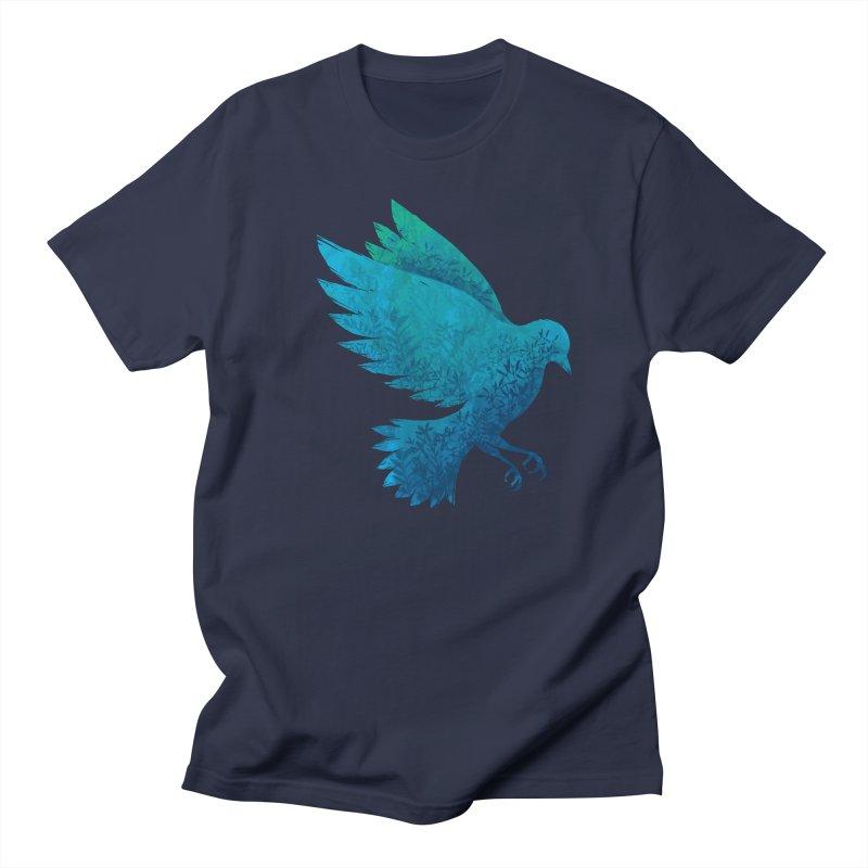 Birdy Bird Men's T-shirt by Fil Gouvea's Artist Shop