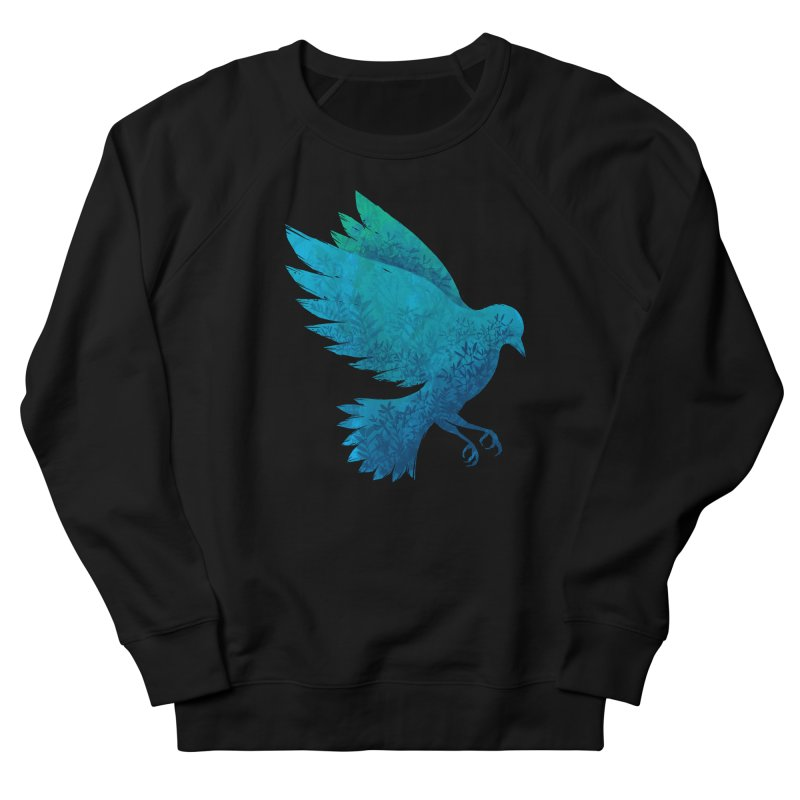 Birdy Bird Men's Sweatshirt by Fil Gouvea's Artist Shop