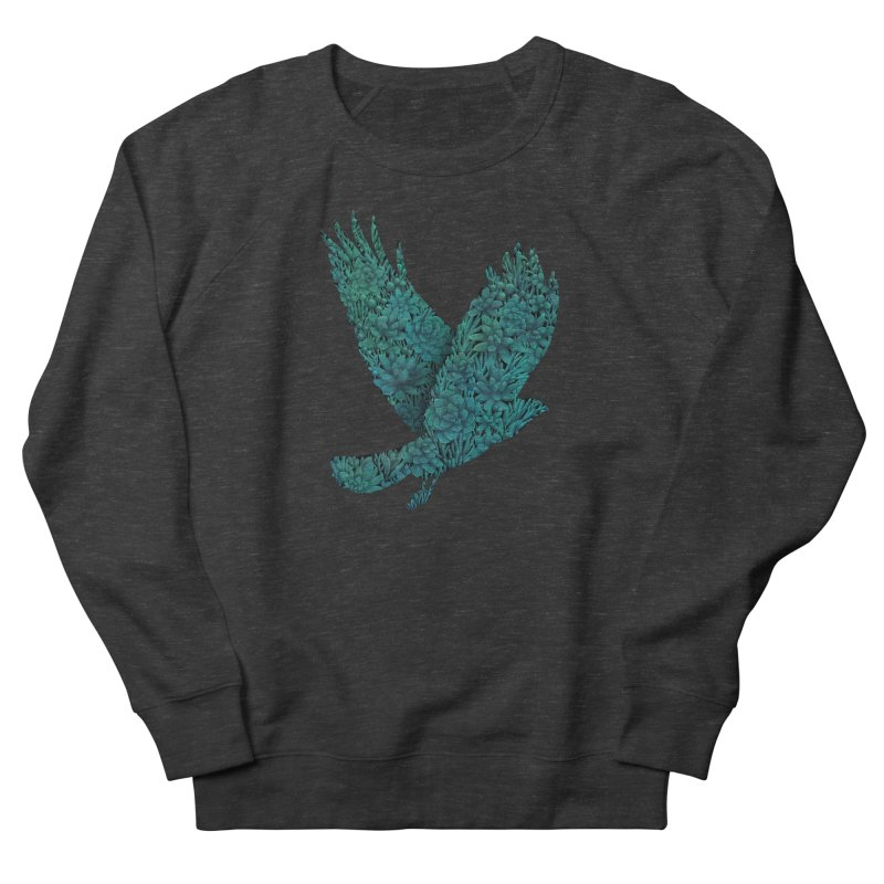 Blue Bird Women's Sweatshirt by Fil Gouvea's Artist Shop