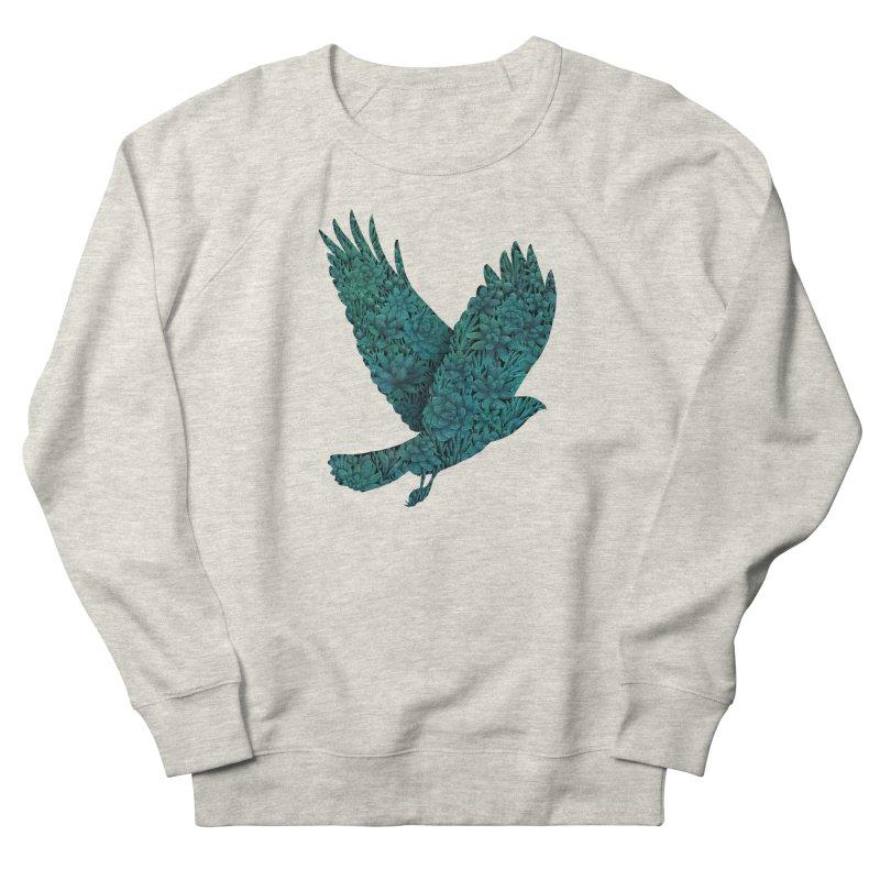 Blue Bird Women's Sweatshirt by Fil Gouvea's Artist Shop