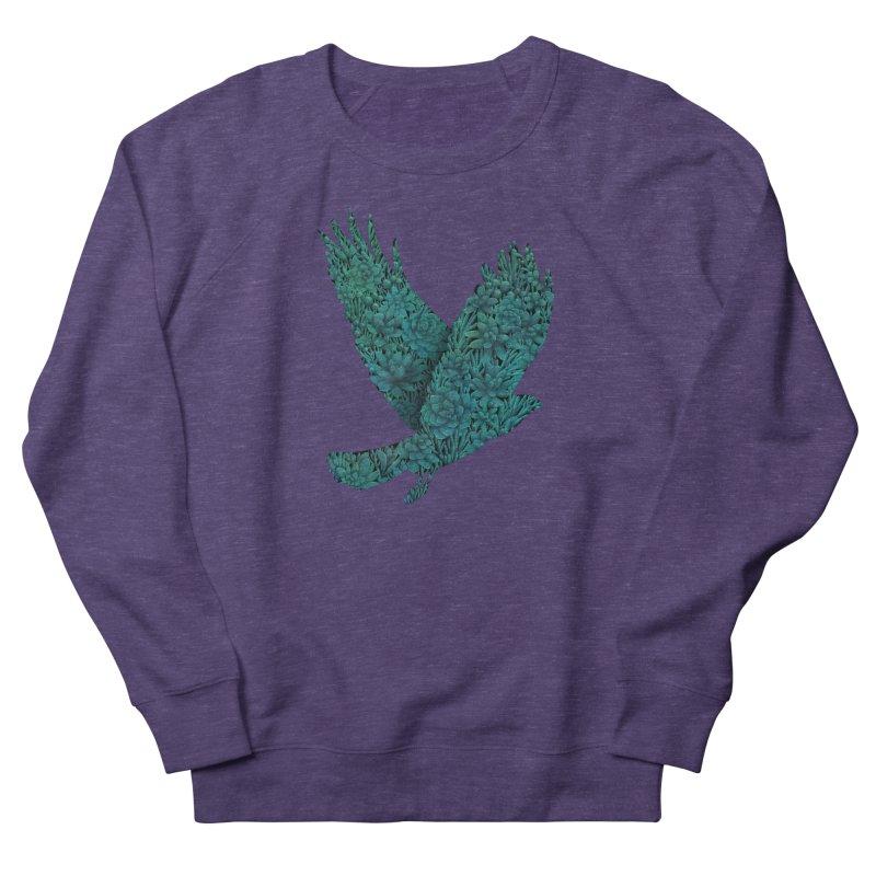 Blue Bird Men's Sweatshirt by Fil Gouvea's Artist Shop