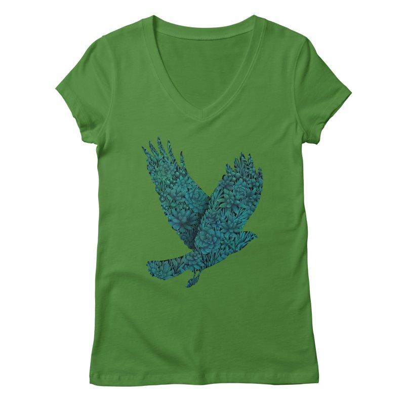 Blue Bird   by Fil Gouvea's Artist Shop