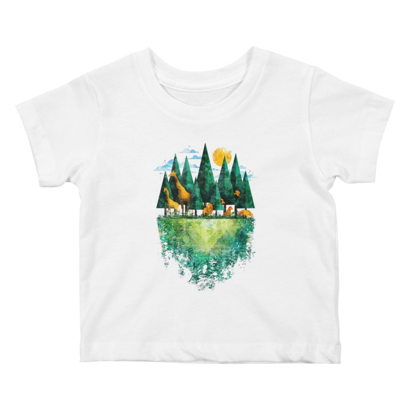 Geo Forest   by Fil Gouvea's Artist Shop